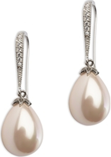 PEARLS FOR GIRLS Queeny Earring Pink 1 set