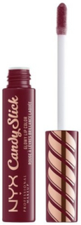 NYX Professional Makeup Candy Slick Glowy Lip Color Cherry Cola