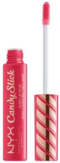 NYX Professional Makeup Candy Slick Glowy Lip Color Watermelon Taffy