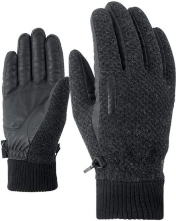 Iruk AW Gloves Dark grey 8