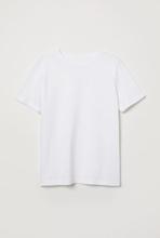 H & M - T-shirt - Hvit