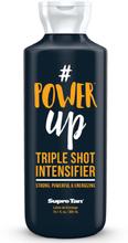 #Power Up Triple Shot Intensifier Tanning Lotion