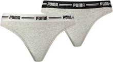 2-pack Iconic String Grey