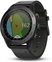 Garmin Approach S60 Golfklokke med GPS Svart