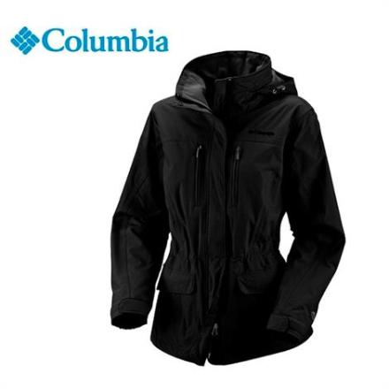 Columbia Turning Point jakke, sort
