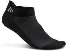 Craft Greatness Shaftless 3-Pack Sock Black