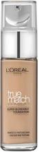 L'Oreal True Match Foundation 5R5C Sand Rose 30ml