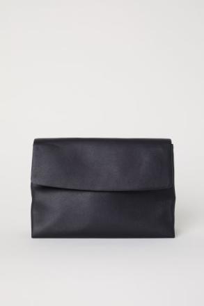 H & M - Toilettilaukku - Musta