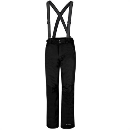 Columbia Bugaboo Omni-Heat Suspender Herre, Black