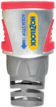 Hozelock 2035 AquaStop Pro Metall Snabbkoppling för 12.5 mm & 15 mm slang