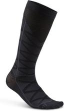 Craft Compression Pattern Sock Black/Gravel