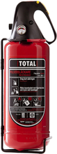 Total FLG PG2E 13A 89BC Brandsläckare pulver 2 kg, utan slang