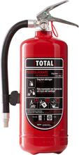 Total FLG PG2ES 13A 89BC Brandsläckare pulver 2 kg