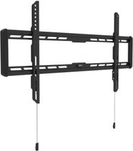 Multibrackets M Universal Wallmount Fixed Large - Väggmontering för LCD- /plasmapanel - svart - skärmstorlek: 32-65 - monteringsgränssnitt: 800 x 400