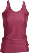 Dobsom Titanium Singlet Women's Dame Kortermede treningstrøyer Rosa 36