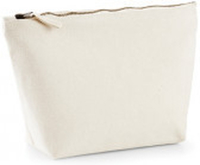 Canvas Accessory Bag Natural