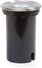 Lågenergi Konstsmide Markspotlight - 230V Rund