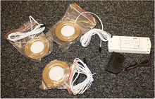 Belysning för Hyllplan Inredning Mix