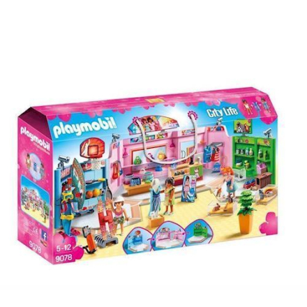 Playmobil 9078 - Butikscenter - playmobilbutikken