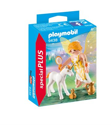 Playmobil 9438 Solfe med enhjørning føl - playmobilbutikken