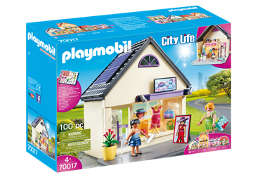Playmobil 70017 Min mode butik - playmobilbutikken