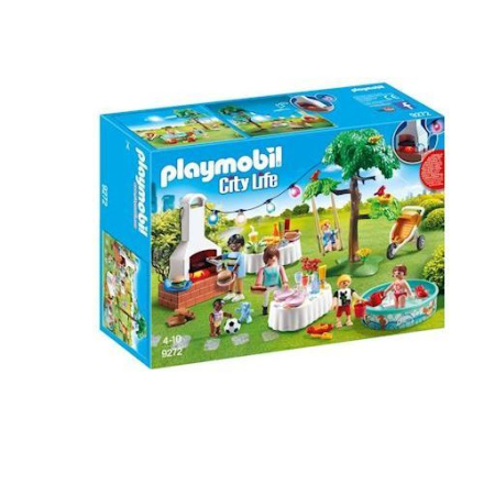 Playmobil 9272 - Housewarming-party - playmobilbutikken