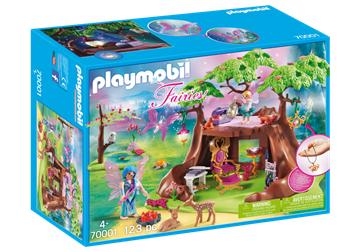 Playmobil 70001 Fehus i skoven - playmobilbutikken