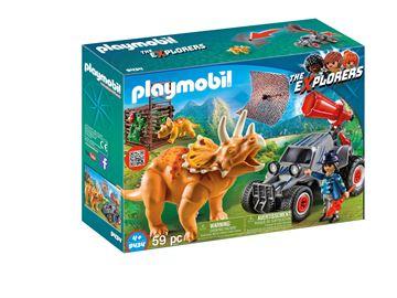 Playmobil 9434 Offroader med Dinosaur - playmobilbutikken