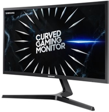 "Samsung C24RG50FQU - CRG50 Series - LED-skärm - böjd - 24"" (23.5"" visbar) - 1920 x 1080 Full HD (1080p) @ 144 Hz - VA - 250 cd/m² - 3000:1 - 4 ms - 2"