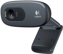 Logitech Hd Webcam C270 Packaging