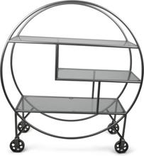 Serveringsvagn Lindgren - Svart