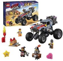 Lego Movie70829 Emmet Og Lucys Flugtbuggy