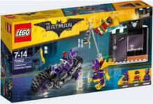 Lego 70902 Catwoman™ kattecykeljagt
