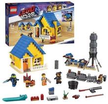Lego Movie 70831 Emmets Drømmehus Rednings Raket