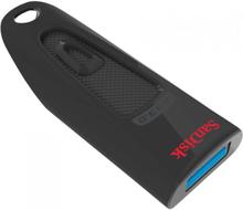 SanDisk USB-minne 3.0 Ultra 256GB 100MB/s
