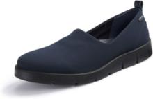 Loafers för kvinnor från Ecco blå