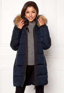 Chiara Forthi Harbin Down Puffer Midnight blue 44