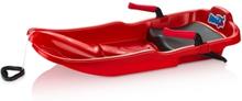 Plastkon Pulka SuperJet 86-Röd