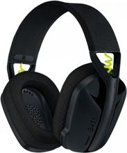 Logitech G435 Lightspeed Trådløs Gaming Headset - Svart