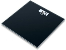 Beurer GS10 Bathroom Scale Black 1 stk