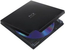 Pion BDR-XD07TUHD BDXL M-DISC 4K U3S bk - Bluray-BDRW (Brænder) - USB - Sort