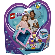 41356 LEGO Friends Stephanies Hjerteboks