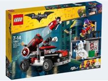 Lego 70921 Harley Quinn Kanonkugleangreb