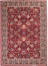 Orientalsk teppe 160x230 cm - rød/beige