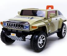 Elbil för barn - Hummer 2x35W 12V7Ah