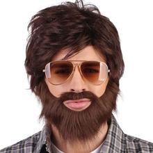 Udklædning, Voksen, paryk og skæg