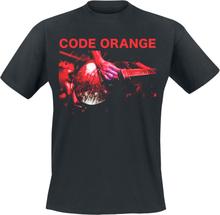 Code Orange - No Mercy -T-skjorte - svart
