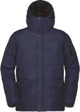 Norrøna Men's Røldal Down750 Jacket Herre skijakker fôrede Blå M