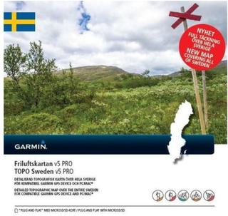 Garmin Friluftskartan v5 PRO