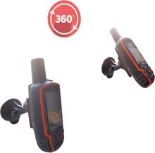GPS hållare till Garmin Astro/Alpha med sugfäste, kulled